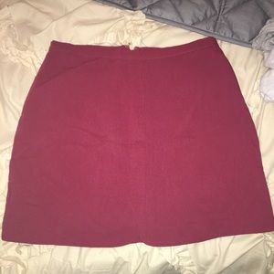 Maroon skirt ⭐️ offers always welcome!!